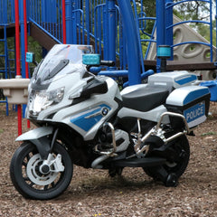 BMW Police Cop Bike 12V - Digital Manual, Assembly, Troubleshooting Videos and Demo