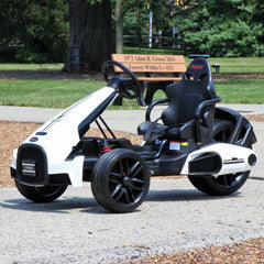 First Drive Go Kart 12V - Digital Manual, Assembly, Troubleshooting Videos and Demo
