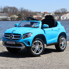 Mercedes GLA Ride On Toy Car 12V - Digital Manual, Assembly, Troubleshooting Videos and Demo