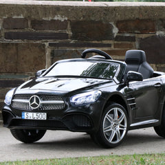 Mercedes SL500 Roadster Ride On Toy Car 12V - Digital Manual, Assembly, Troubleshooting Videos and Demo