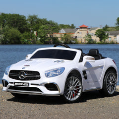 Mercedes SL65 AMG Roadster Ride On Toy Car 12V - Digital Manual, Assembly, Troubleshooting Videos and Demo