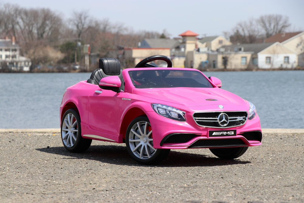 Load image into Gallery viewer, Mercedes Benz S63 - Pink