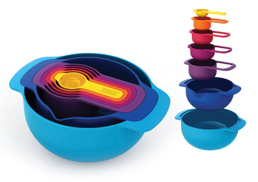 7 Plus Nesting Bowl Set