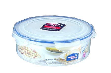 L&L Round Food Container 2.5L