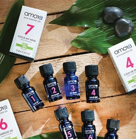 Amora Pure Essential Oil
