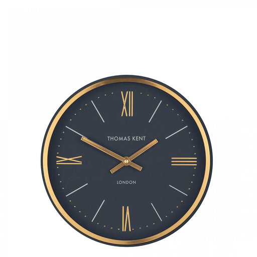 10'' Hampton Wall Clock Navy