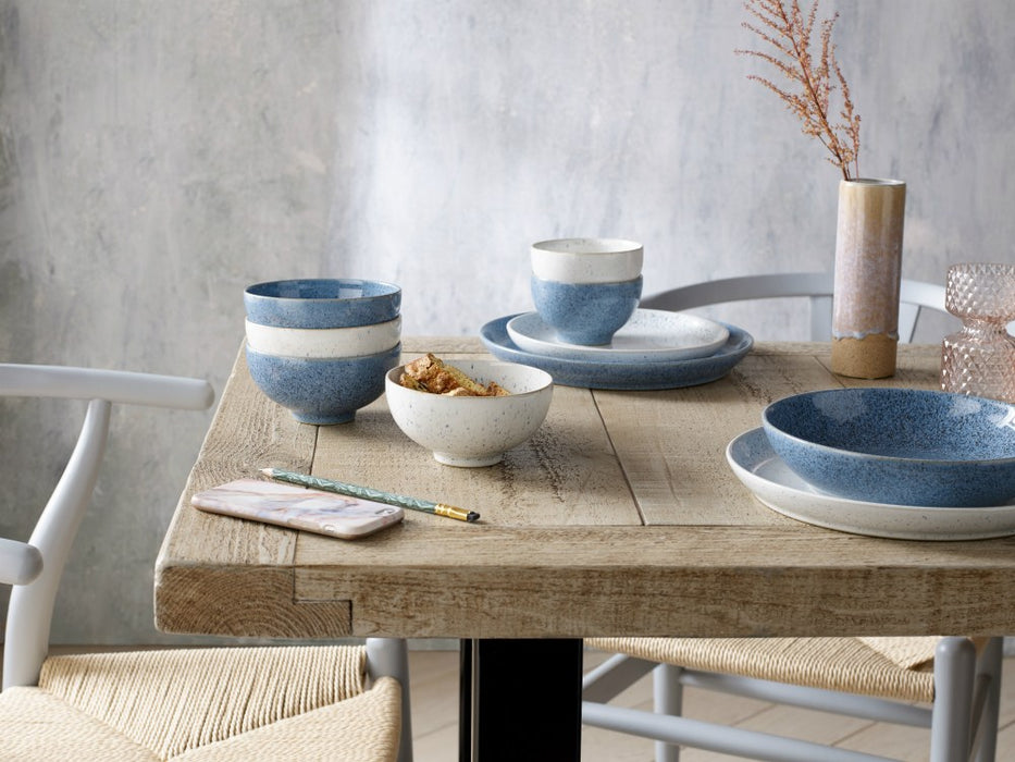 Studio Blue 4 Piece Rice Bowl Set