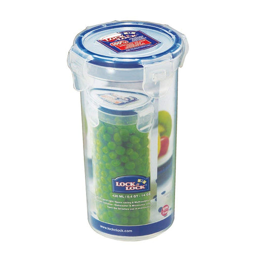 L&L 430ml Round Storage Tub