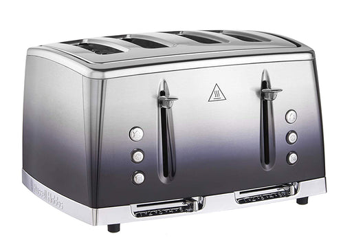 Eclipse Midnight Blue 4 Slice Toaster