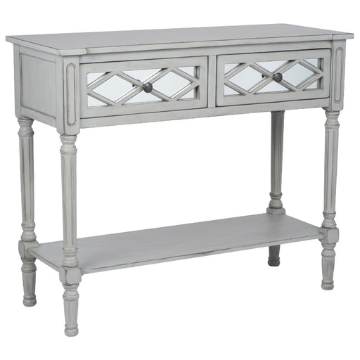 Dove Grey Small Hall Table