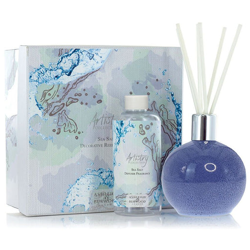 Artistry Collection: Blue Speckle & Sea Salt
