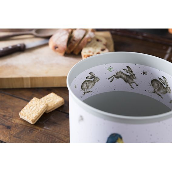 Owl Biscuit Barrel