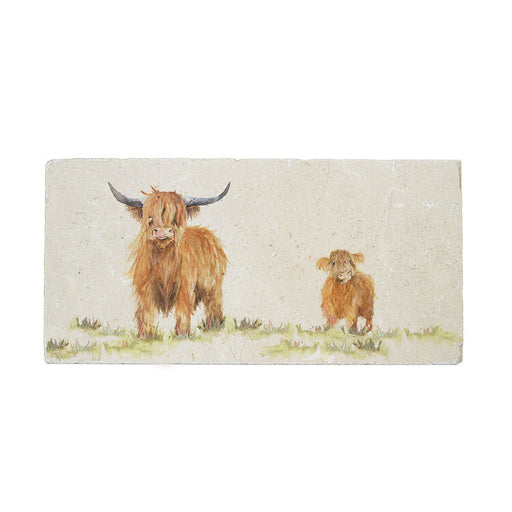 Highland Cow Sharing Platter