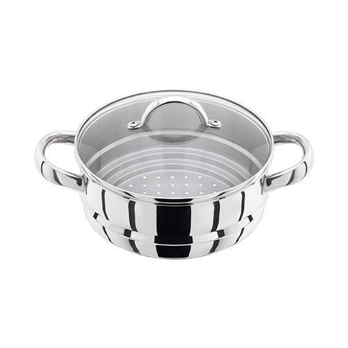 Multi Steamer Insert with Glass Lid