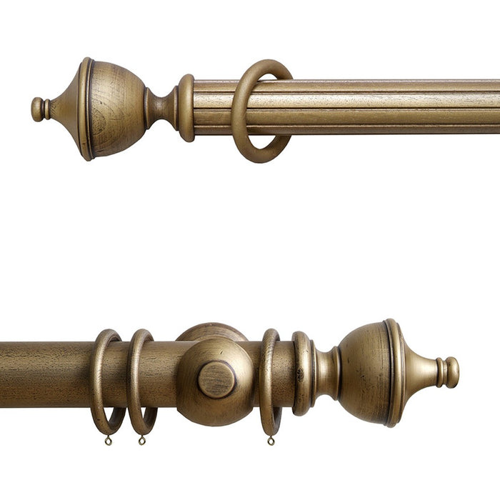 Curtain Pole 50 mm Antique Collection