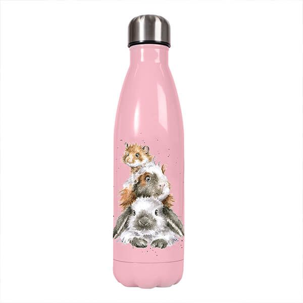'Piggy in the Middle' Water Bottle