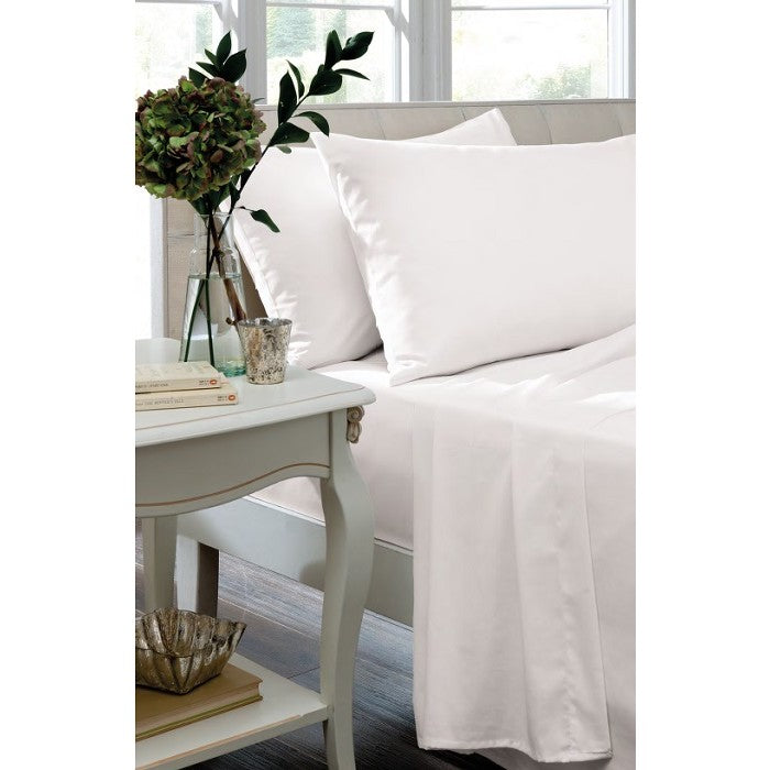 Pair of Non-Iron Housewife Pillowcases