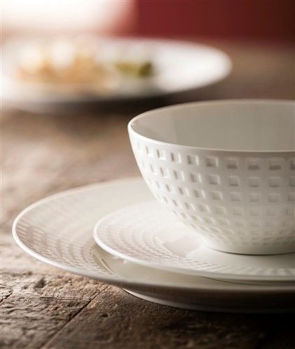 Grafton 12 Piece Dinnerware Set