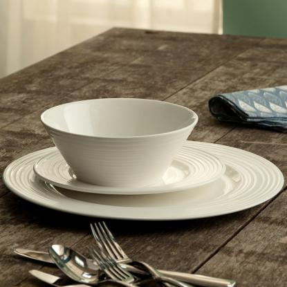 Ripple Dinnerware 12 Piece Set