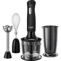 Desire Matte Black Blender 3 In 1 Hand Blender