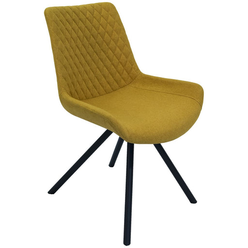 Sigma Dining Chair Saffron