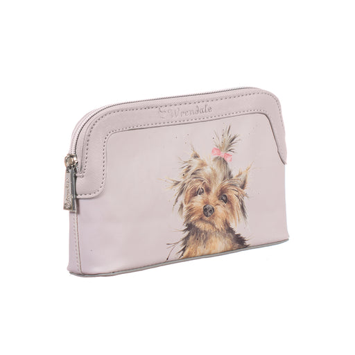 Small 'Woof!' Dog Cosmetic Bag