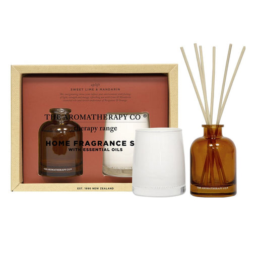 Aromatherapy Fragrance Set