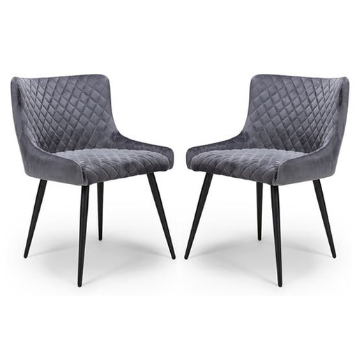 Malmo Dining Chair – Grey