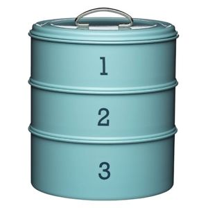 Living Nostalgia Three Tier Cake Tin Set