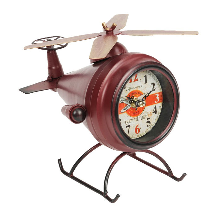 Helicopter Clock