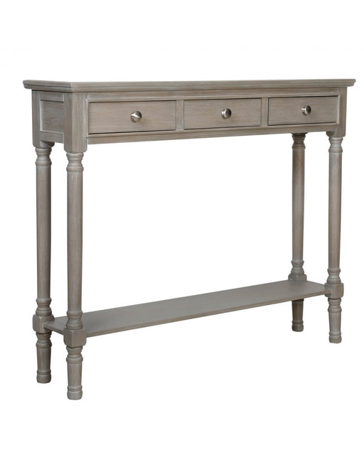 Taupe Delta Medium Console Table