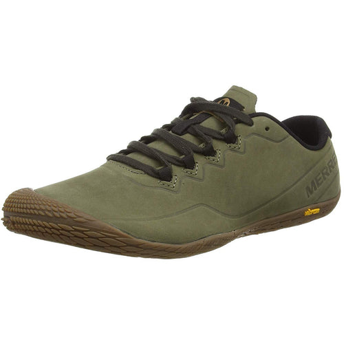 Merrell Men's Vapor Glove 3 Luna Leather Sneaker - crazyshoedeals.com