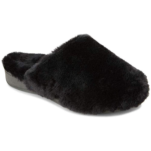 Vionic Womens, Gemma Plush Slipper - crazyshoedeals.com