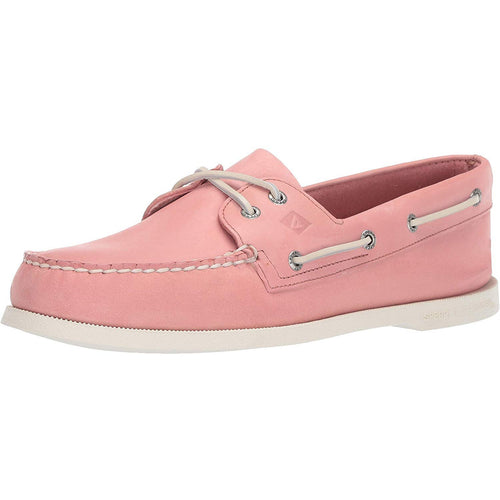 Sperry Women's Bluefish 2-Eye Boat Shoe Light Grey