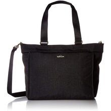 Load image into Gallery viewer, Kipling Women's New Shopper L Black Tote Bag - crazyshoedeals.com