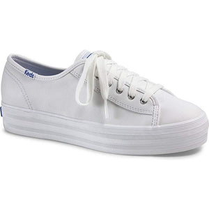 Keds Women's Triple Kick Canvas Fashion Sneaker - crazyshoedeals.com