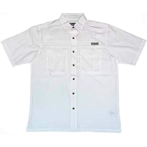 Bimini Bay Outfitters Men's Bimini Flats IV Bloodguard Short Sleeved Shirt - crazyshoedeals.com
