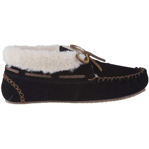Minnetonka Women's Chrissy Slipper Bootie - crazyshoedeals.com