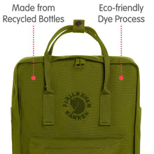 Load image into Gallery viewer, Fjallraven - Re-Kanken Recycled and Recyclable Kanken Backpack for Everyday, Ox Red - crazyshoedeals.com