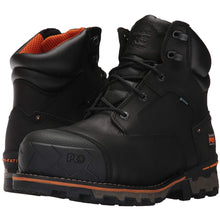"Load image into Gallery viewer, Timberland PRO Men's Boondock 6"" Composite Toe Waterproof Industrial & Construction Shoe - crazyshoedeals.com"