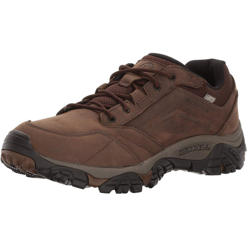 Merrell Men's Moab Adventure Lace Waterproof Hiking Shoe - crazyshoedeals.com