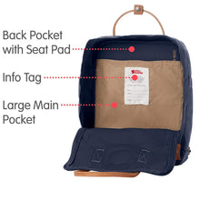 Load image into Gallery viewer, Fjallraven - Kanken No. 2 Backpack for Everyday - crazyshoedeals.com