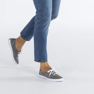 Keds Women's Champion Core Canvas Sneaker - crazyshoedeals.com