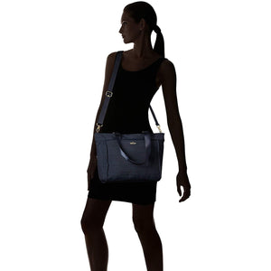 Kipling Women's New Shopper L Black Tote Bag - crazyshoedeals.com