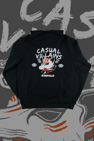 CASUAL VILLAINS SUPPLY HOODIE