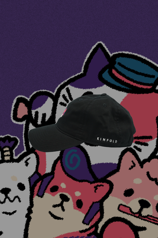 KONOYARO BOSSU DAD HAT