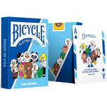 bicycle Line friends family