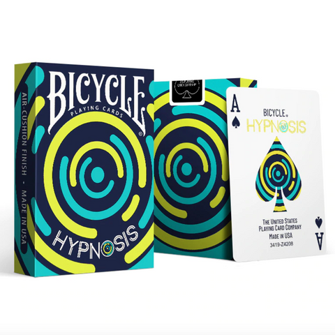 cartes bicycle hypnosis