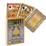 cartes bicycle aurora