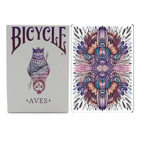 cartes bicycle aves